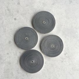 景辰IIB级304不锈钢阻火芯 圆形阻火波纹盘