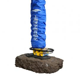 Herolift60kg橡胶块码垛吸盘吊具、 真空式气管吸吊机投料吸盘