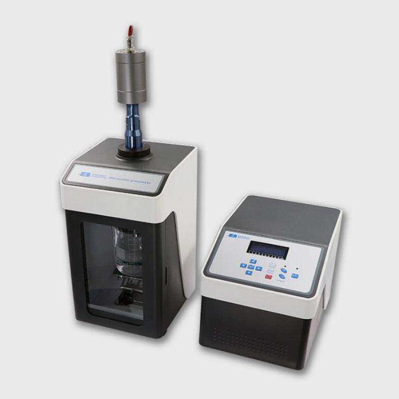上超 超声波材料分散仪,用于碳纳米管,石墨硒等材料的分散、均质FS-600N