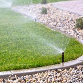 水云间园林绿化智能喷灌AG官方下载,草坪自动喷灌系统造价定制