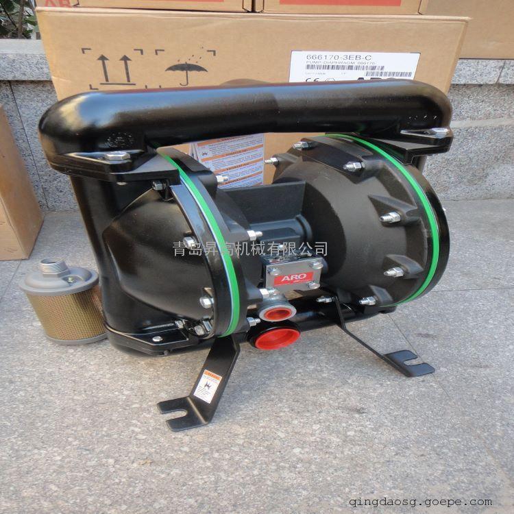 英格索�m一�w式膜片泵 型�66612B-246-C
