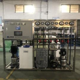 凯旭er级反渗透+EDI高chun水 电子厂高chun水设备生产商ke定制KX2