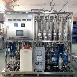 �P旭二�反�B透+EDI�化水�O�� GMP�化水KX2-500