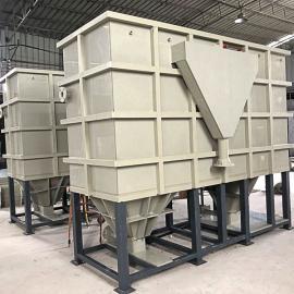 绿澄超声波电芬顿电化学电絮凝高浓度工业废水处理设备专用设备LC-CAOP系列