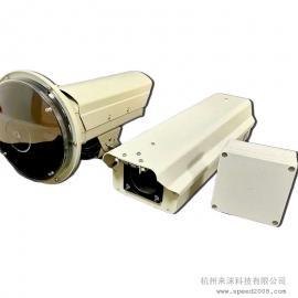 EWIG来涞HT3000D厂区抓拍测速固定安装高清雷达测速仪解决方案
