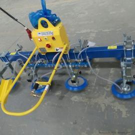 汉尔得激光切割机板材上料真空吸盘吊具、500kg不锈钢板搬运BLA500-6-T
