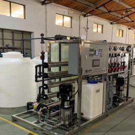 凯旭化工厂高纯水设备 EDI高纯水KX2