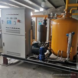 徽航节能QTHH-400轻烃燃气设备替代锅炉煤改气
