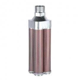 消音器吸附式干燥机滤芯降噪XY-30消音器永科