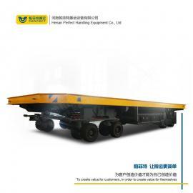 帕菲特由蓄电池供电定制搬运节能产品运输车 车间无轨胶轮车BWP