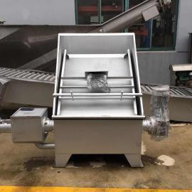 如克斜shaishi固液fen离机 振动动物粪便gan湿fen离器 运行可靠RKSF-20