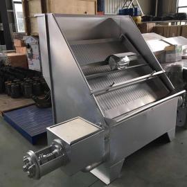 如克环保设备公司出售养猪场粪便干湿处理设备 振动固液分离设备RKSF-20