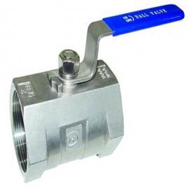 一件式内螺纹球阀 可加装带锁装置 丝口阀门 出口型产品
