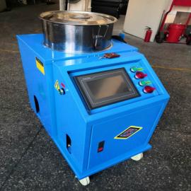泰格瑞移动式电动黄油数显定量加油机TI800-24V