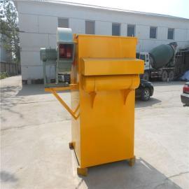 北一水泥锅炉单机mai冲打mo集尘器 小型单机除尘器1