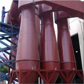 高效旋风除尘器车间除尘设备工业单机除尘器03