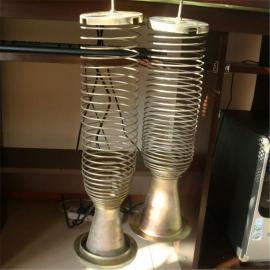 家具厂木工专用可伸缩喷塑镀锌文式管弹簧除尘骨架1