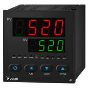 YUDIAN宇电AI-520智能温控仪biao数字温度控制器jia热制冷shuang输出PID温控biao