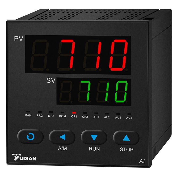 YUDIANyu电710JM黑体炉恒温水槽高精度智能温控器720JM黑体炉红外校准温控器