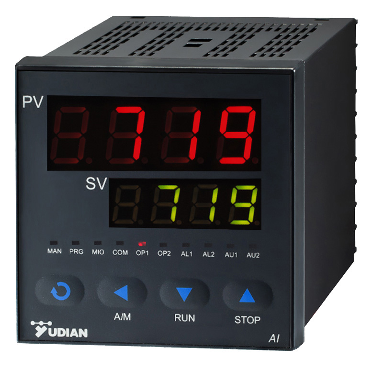 YUDIAN宇电 AI-719P程序段可编程智能温控器 高精度温PID仪表 可带50段