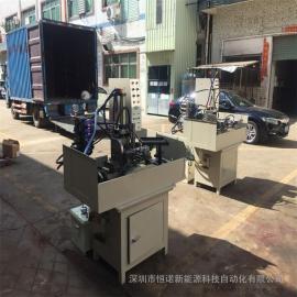 恒诺两轴自动铣槽机HNL-PAR