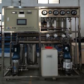 凯旭血透室纯化水设备 GMP纯化水 二级反渗透纯化水设备KX2