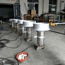 厌氧池应选用不锈钢潜水搅拌机新正盛QJB2.5/8-400/3-740