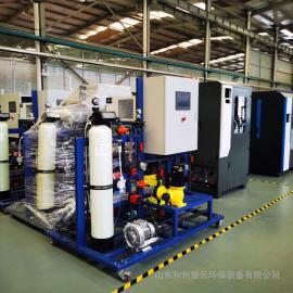 hechuang智云300克水chang消毒设备-集cheng式次氯酸�pin⑸�器HC