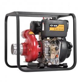 60米扬程高压柴油水泵HS40PIE