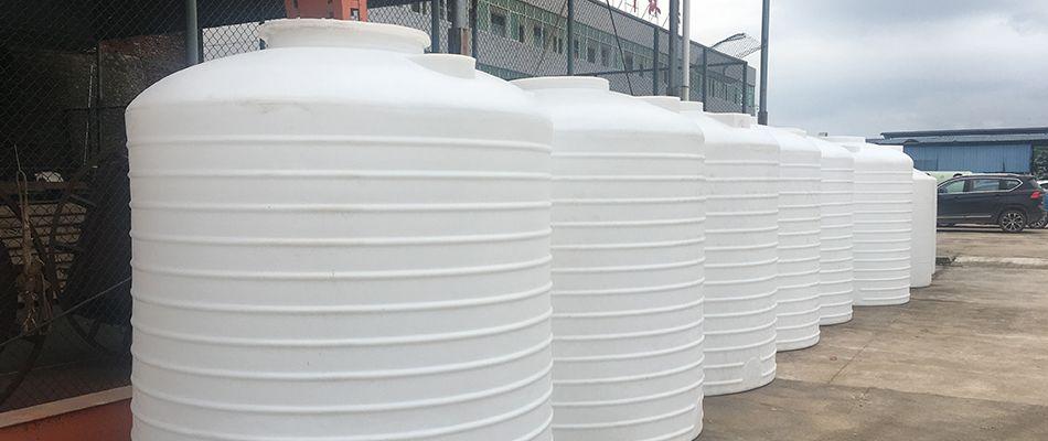 5吨加厚耐高温塑料罐塑料储罐生产