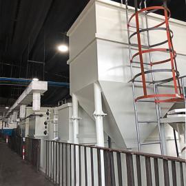 绿澄汽配厂乳化油切削液五金清洗工业油污废水处理设备中水回用设备LC-CMBR/DTNF