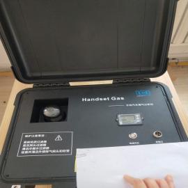 路博便携式wei气分析仪,符合标准,guowu线 WIFI 通信,方便现场使用Handset-Gas