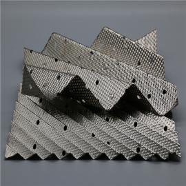 百利填料金属孔板波纹填料