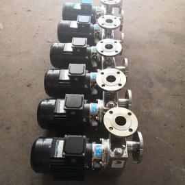 鄂泉HBFX小型不锈钢自吸泵EQ