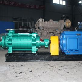 中大泵业MD25-50X8耐磨多级矿用离心泵 型号参数MD25-50*8