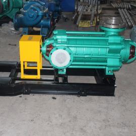 卧式多级离心泵安装说明D12-25