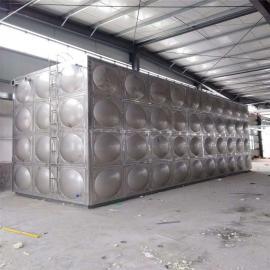 hua腾达方形保温水箱的应用,bu锈钢保温水箱安zhuangHTD-BW050T