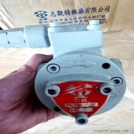 tswu kwan志观润滑油泵摆线泵TK3020TK3040