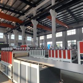 艾斯曼机械pp中空建筑模板设备SJZ120/35