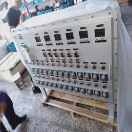 渝荣防爆YR-PXK正压型粉尘防爆配电柜定做