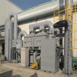 万纯HL工业废气治理设备 VOCs有机废气处理 催化燃烧设备/RTO