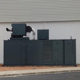 万纯MTU/MAN/科克/GE/铂金斯发电机组尾气净化器 发电机烟气净化HL