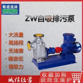 ZWzixishi排污泵