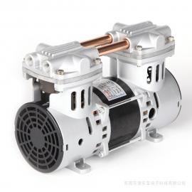 ao多bao微型huo塞式wu油kong气压缩ji320W zheng压打气泵AP-550C