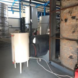 YJ-TY生产基础油废机油脱色除水再生beplay手机官方减压蒸馏系统5T/D