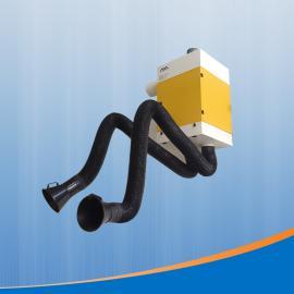 挂壁式双臂焊烟净化器 除尘除烟设备 焊接烟尘净化器