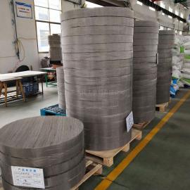 昆山天大金属规整丝网波纹填料 CY700型丝网波纹