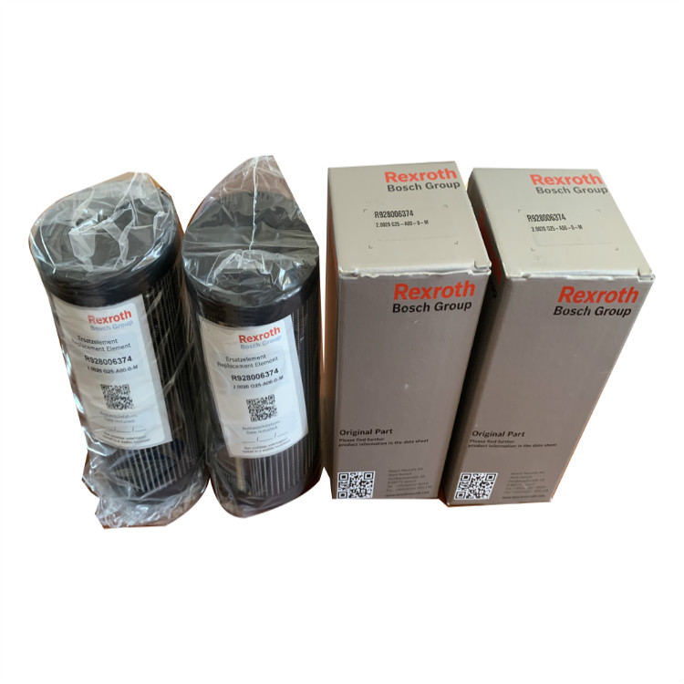 Rexroth冶金热轧厂焦化厂西马克 达涅利 奥钢联 轧机用进口滤芯2.0020 G25-A00-0-P