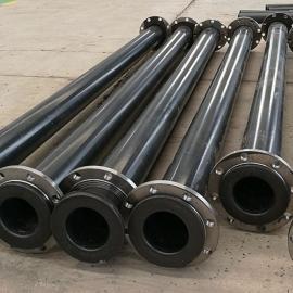 超高分子量聚乙烯短管,耐磨防腐重量轻