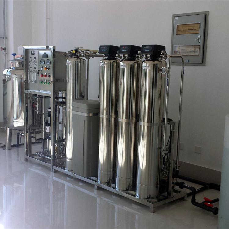 品tuo医疗器xie生产纯化水设备